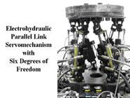 建設作業ロボットの自在関節を実現する6自由度パラレルリンクです